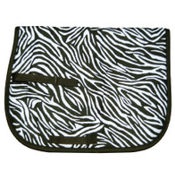 Toklat Zebra Pony Saddle Pad