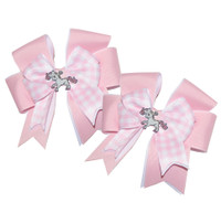 Belle & Bow  Maybelline Short Tail Bows