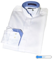 Beacon Hill 'Diamond Ridge' Shirt from Essex Classics, Sizes 8 Only
