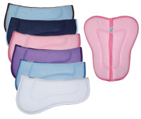 Wilkers Polar Fleece Pony Half Pad