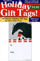 'Jump for Joy' Holiday Gift Tags, Pack of 12