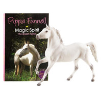 Breyer Book & Model Set, Pippa Funnell's Magic Spirit