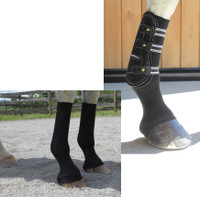 EquiFit HorseSox for Ponies, Black or White