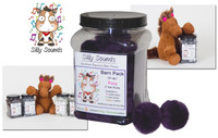 Silly Sounds Pony Ear Poms, Barn Pack, 30 Qty