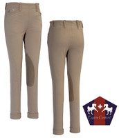 Equine Couture Coolmax Champion Side Zip Jods, Sizes 6 - 16