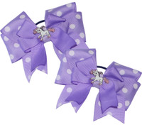 Belle & Bow  Heather Bell Short Tail Bows