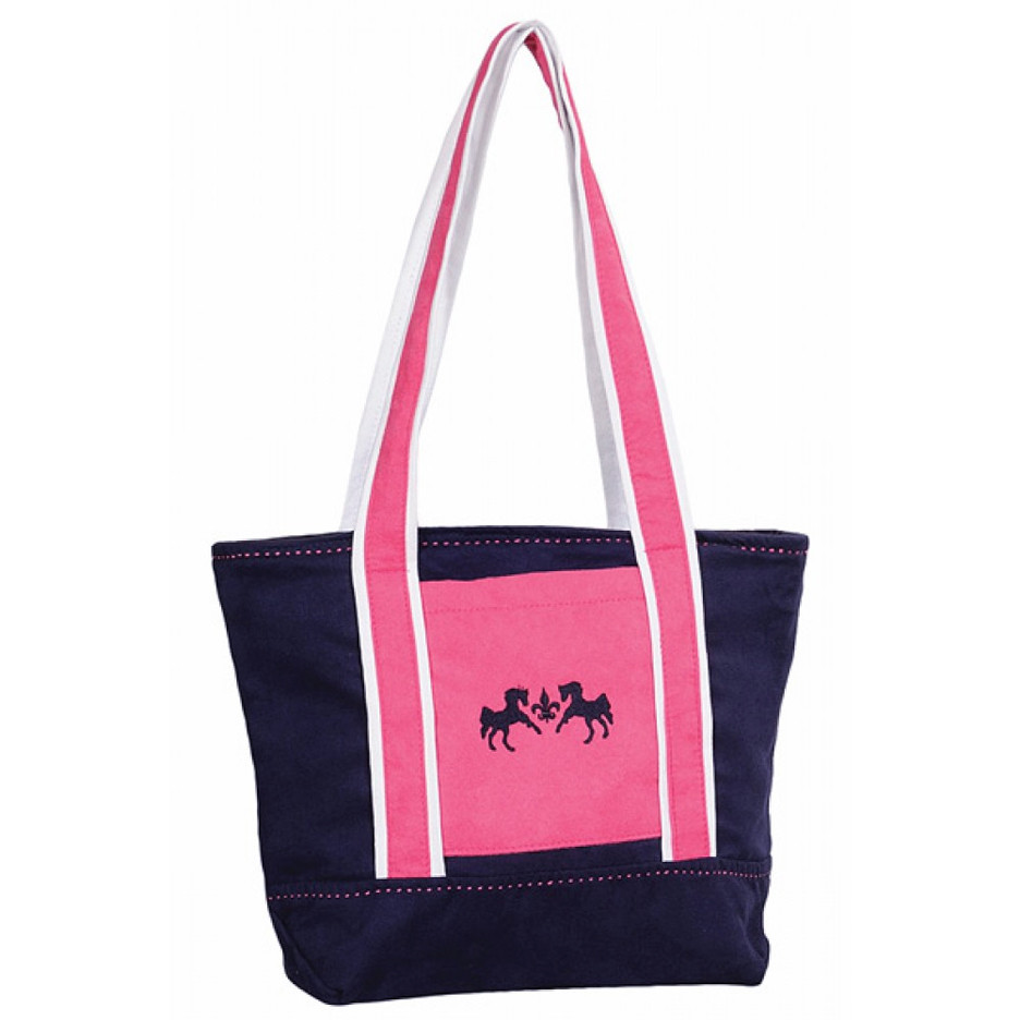equine couture dillon tote bag. Black Bedroom Furniture Sets. Home Design Ideas