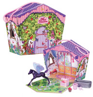 Breyer Wind Dancer Kona's Tree House