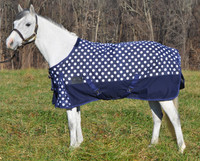 "Equine Couture Emma Medium Turnout Blanket, 60"" Only"""