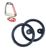 All In 1 Replacement Rings for Peacock Stirrups