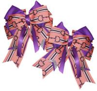 Kathryn Lily Purple Bit of Luck Piggies