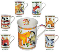 Pony Pals Boxed Mugs