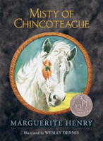Misty of Chincoteague, Hardcover