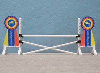 Champion Ribbon Jump from Model Horse Jumps