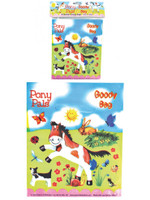 Pony Pals Party Goody Bags, Pack of 8