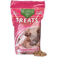 Buckeye Peppermint Nutrition Horse Treats, 1 Lb