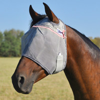 Pink Cashel Crusader Fly Mask, Standard No Ears
