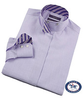 Essex Classics 'Nips Gardenia' CoolMax Shirt, Lavender, Sizes 8 & 16 Only