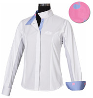 Equine Couture Children's Whales Show Shirt, Sizes 6 - 16
