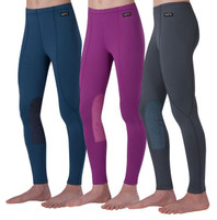 Kerrits Kids Performance Tight, Cobalt, Crystal Houndstooth & Cinder