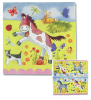 Pony Pals Party Napkins, Pack of 16