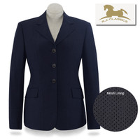 RJ Classics Hampton Soft Shell Coat, Navy, Sizes 6 - 16