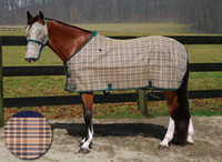 Kensington Protective Fly Sheet, English Plaids, 60'' Only