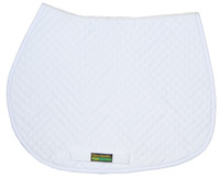 Fleeceworks Quilted Pony Pad with Bamboo