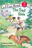 Pony Scouts: The Trail Ride: I Can Read Level 2