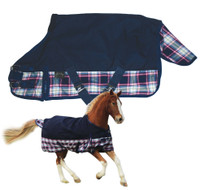 "Equine Couture Amber Medium Turnout Blanket, 60"" & 63"" Only"