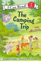 Pony Scouts: The Camping Trip, I Can Read Level 2