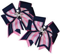 Belle & Bow  Lucy Lockets Short Tail Bows