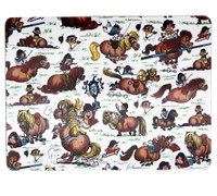 Thelwell Placemats, Set of 4