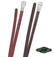 """HDR Triple Covered, Grippy Stirrup Leathers, 48"""""""