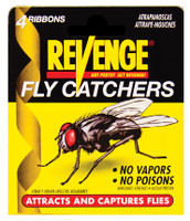 Revenge Fly Strips- Pack of 4