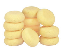 Mini Tack Sponges, Pack of 12