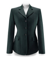 RJ Classics Hampton Soft Shell Coat, Dark Green, Sizes 6 - 14