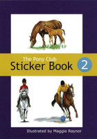 The Pony Club Sticker Book #2