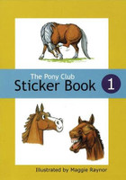The Pony Club Sticker Book #1