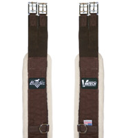 "Professional's Choice VenTECH Combo English Girth, 38"" - 48"""