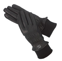 SSG Pro Show Winter Leather Riding Gloves, Sizes 5 - 7