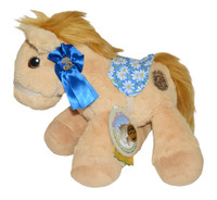 Piccoli Horse, Plush Toy with Unique Name and Interactive App