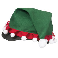 Holiday Elf Helmet Cover