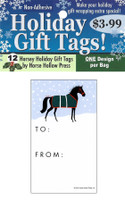 'Blanketed in the Snow' Holiday Gift Tags, Pack of 12