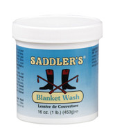 Saddler's Blanket Wash