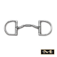 "Myler Low Port Comfort Dee with Hooks, Level 2, 4.25"", 4.5'' & 4.75"""