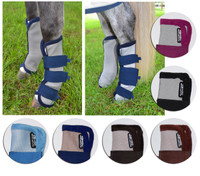 Amigo Fly Boots, Set of Four, Pony & Cob Sizes