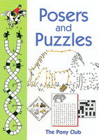 Pony Club, Posers and Puzzles Paperback