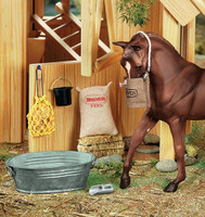 Breyer Stable Feed Set