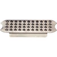 "Herm Sprenger Stainless Steel Stirrup Pads, 4.75"""